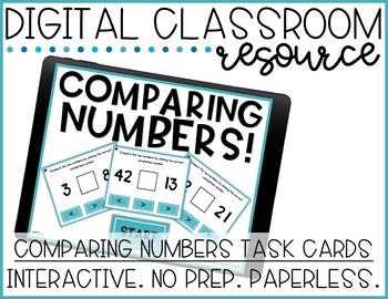 Digital Activity 1.NBT.B.3 Comparing Numbers