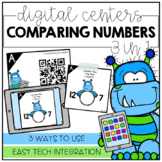 Comparing Numbers - Digital Math Centers