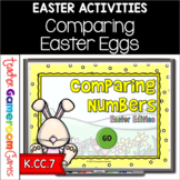 Comparing Numbers Easter Powerpoint Game