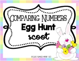 Comparing Numbers Egg Hunt Scoot