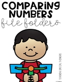 Comparing Numbers File Folders