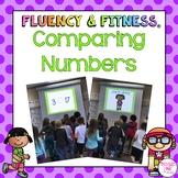 Comparing Numbers Fluency & Fitness Brain Breaks Bundle