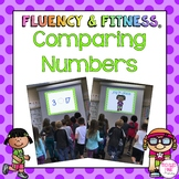 Comparing Numbers Fluency & Fitness Brain Breaks Bundle