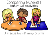 Comparing Numbers {Freebie}