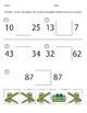 Comparing Numbers-Freebie