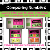 Comparing Numbers Games