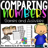 Comparing Numbers Games and Activities