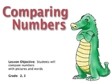 Comparing Numbers Grade 1-3 POWERPOINT