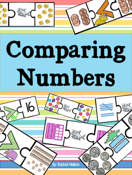 Comparing Numbers - Greater Than, Less Than, Equal