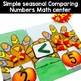 Comparing Numbers: Greater Than, Less Than, Equal - Turkey