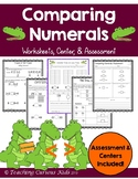 Comparing Numbers- Greater than, Less than, Equal to, Not Equal to