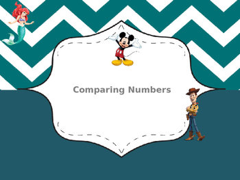 Comparing Numbers (How many more?)