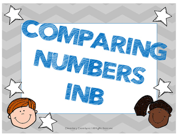 Comparing Numbers Interactive Notebook