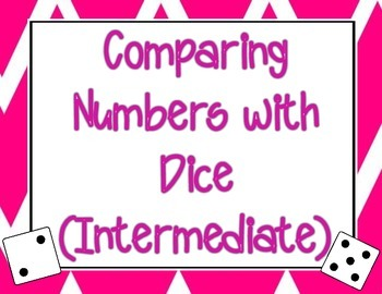 Comparing Numbers - Intermediate