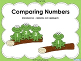 Comparing Numbers - Kindergarten