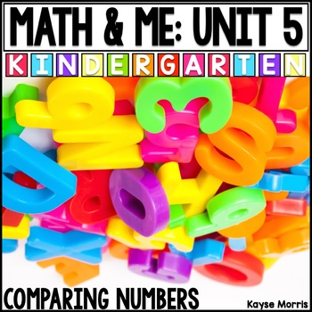 Comparing Numbers Kindergarten Worksheet Teaching Resources ...