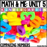 Comparing Numbers Kindergarten Math