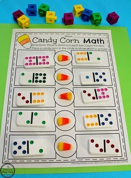 Comparing Numbers - Kindergarten Math Unit 4