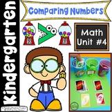 Comparing Numbers - Kindergarten Math Unit 4
