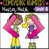 Comparing Numbers Guided Master Math Unit 6