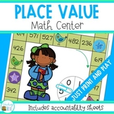 Place Value Games - Comparing Numbers