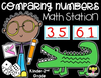 Comparing Numbers: Math Station