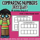 Comparing Numbers (Mats)