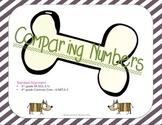 Comparing Numbers; Multiple Choice & TEI; 3rd grade VA SOL 3.1c; CCSS 4.NBT.A.2