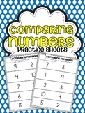 Comparing Numbers {Numbers 1-10}