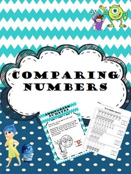 Comparing Numbers PIXAR