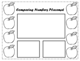 Comparing Numbers Placemat