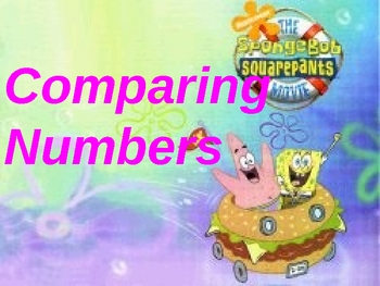 Comparing Numbers Power Point