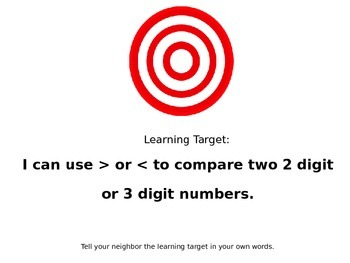 Comparing Numbers PowerPoint