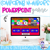 Comparing Numbers PowerPoint Game