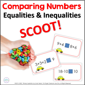 Comparing Numbers SCOOT ~ Equalities and Inequalities