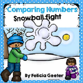 Comparing Numbers: Snowball Fight