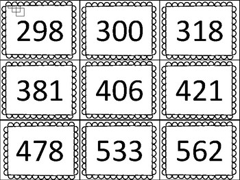 Comparing Numbers Sort