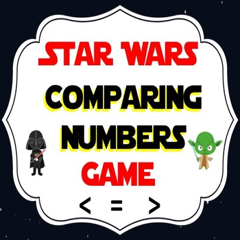 Comparing Numbers: Star Wars Epic Battle Game