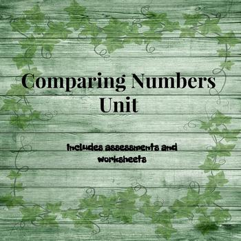 Comparing Numbers Unit