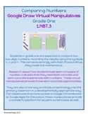 Comparing Numbers - Virtual Manipulatives for Google Chrom