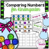Comparing Numbers: Greater Than, Less Than, Equal to