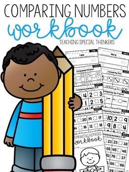 Comparing Numbers Workbook
