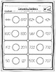 Comparing Numbers Worksheets - 1 digit 2 digit 3 digit - BONUS Roll and Compare