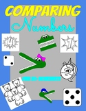 Comparing Numbers 0-10 || Worksheets