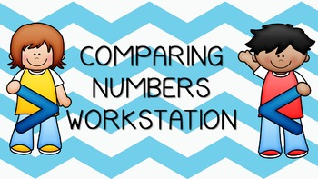 Comparing Numbers Workstation