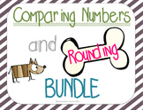 Comparing Numbers and Rounding  3rd grade VA SOL &  4th gr