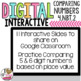 Comparing Numbers for Google Classroom