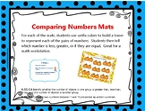 Comparing Numbers in Kindergarten: K.CC.C.6 and K.CC.C.7