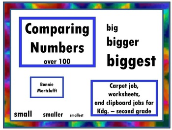 Comparing Numbers over 100