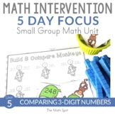 Comparing Numbers to 1,000 | Small Group Math Intervention